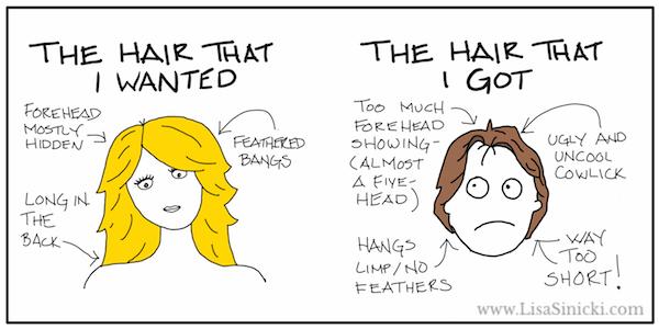 Hair envy circa 1979