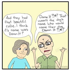 Lisa Sinicki cartoons
